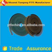 Sellos material anti-álcali ptfe orientado cinturón f4 guía cinturón caliente en venta