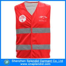 Großhandelsarbeitskleidung-hohe reflektierende Sicherheits-Sichtweste von China