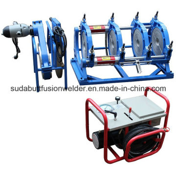 Sud315/90 HDPE Pipe Butt Fusion Welding Machine