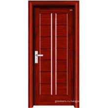 Внутренняя деревянная дверь (LTS-306)