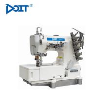 Máquina de costura industrial do Coverstitch do bloqueio da cama lisa da linha da agulha 5 DT500-01CB DOIT 3