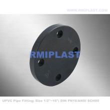 PVC Blind Flange ANSI