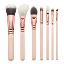 Großhandel 7PCS synthetische Haar Make-up Pinsel Set (TOOL-12)