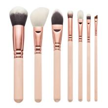 Ensemble de brosses de maquillage synthétique en vrac 7PCS (TOOL-12)