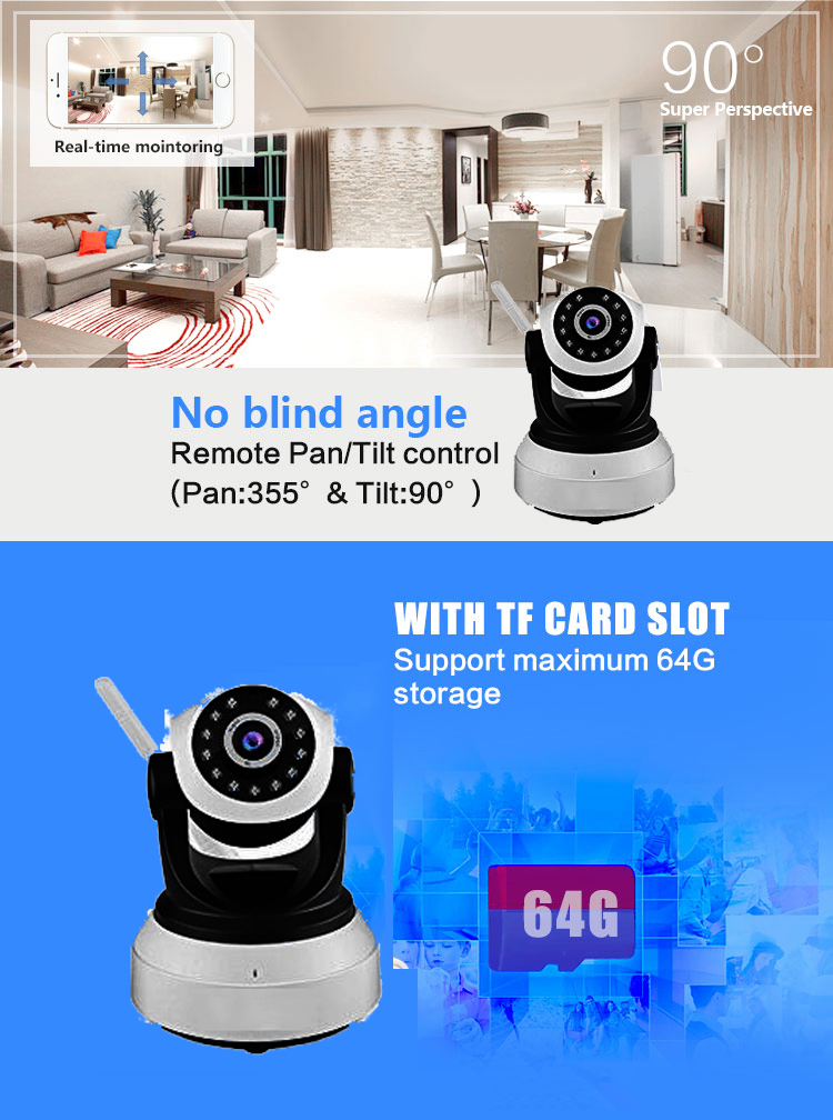 tf card ip camera