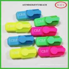 2015 Non-toxic Mini Highlighter Marker Pen Set for Promotion