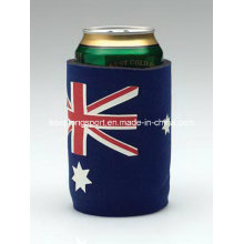 Fashionable Customized Full Color Neoprene Can and Bottle Cooler