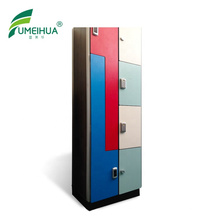 9 doors locker library fire proof filling  cabinet lockers