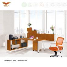 Modern Office Furniture L Shape Executive Desk (H30-0235)