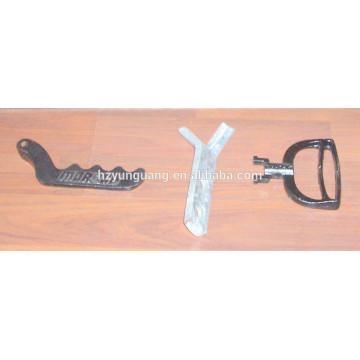 оцинкованный и черный покрытие стальных инструментов фиксации закрепите инструмент горяч-погружение гальванизированное покрытие инструменты оборудование плиты набивкой