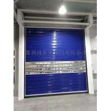 Aluminum Roller Shutter Spiral High Speed Security Door