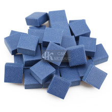 Blaue Keramikmosaikfliese für Außendekoration