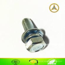 Güte 8.8 Kombination Schraube mit Unterlegscheibe