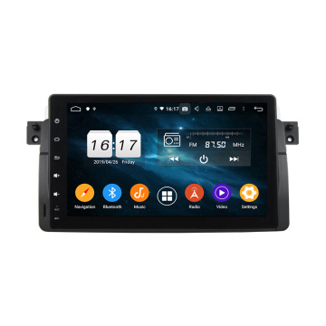 E46 Full Touch android 9.0 автозвук