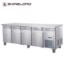 FRUC-3-1 FURNOTEL Unterkühlschrank 4 Türen Chiller