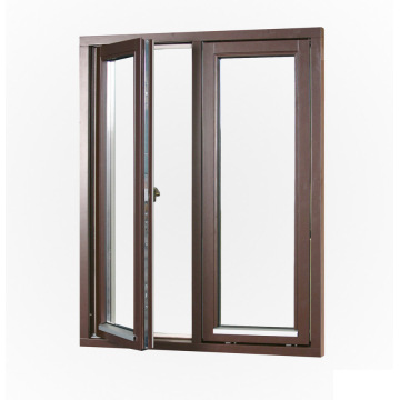 Lingyin Construction Materials Ltd kaca aluminium kaca terbaja dan pintu casement windows factory sale