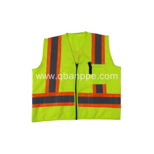 special design high visibility reflective safety with tape