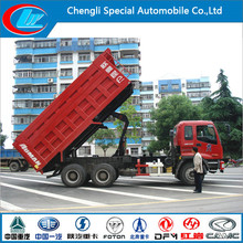 7-10tons Payload 6*4 Dongfeng Tipper