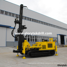 200m Multi-Functional Crawler Water Well Drilling Rig (S200)