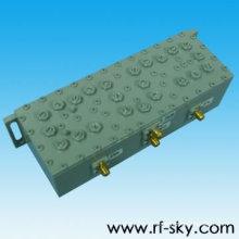 Dispositif duplex WCDMA mobile 1920-2170MHz de puissance 30W