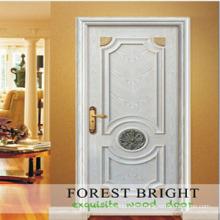 Copetitive Price Door, White Primed Rasied Molding Craftsman Door