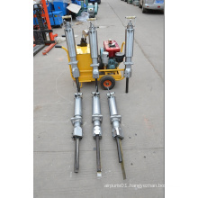Hydraulic Splitters for Stone
