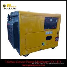 220В генератор дизельный Бесшумный генератор