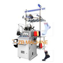 máquina de fabricación de calcetines
