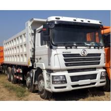 Original China Shacman trucks 8x4 12 wheel Hydraulic dump truck F2000 F3000 H3000