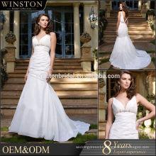 Wholesale Fashion Design puffy skirt wedding dress