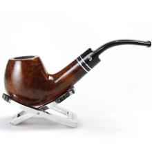 Tuyaux bon marché durables de tabac de Redwood unique / pipe de tabagisme