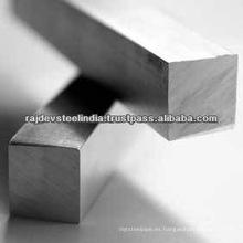 Barra cuadrada de acero inoxidable de alta calidad