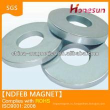 Большие круглые редкоземельных неодимовый магнит
