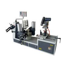 high speed high efficiency paper roll slitting and rewinding machine/paper tube making machine