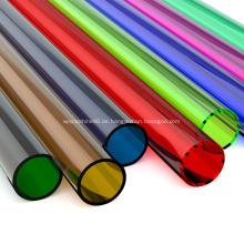 Extrusion hohler Kunststoff transparentes PMMA Acrylrohr