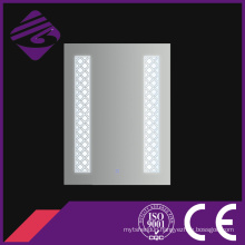 Jnh235 2016 New Design Rectangle Lighted Bathroom Sensor Mirror