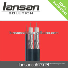 LANSAN High speed factory price double coaxial cable