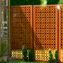Metal Decorative Panel Screens