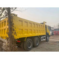 Usado caminhão basculante Sinotruck Howo 6X4 10 rodas