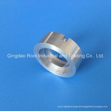 Präzisions-Bearbeitungsteil aus Aluminium CNC