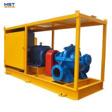 pompe à eau diesel à double aspiration centrifuge