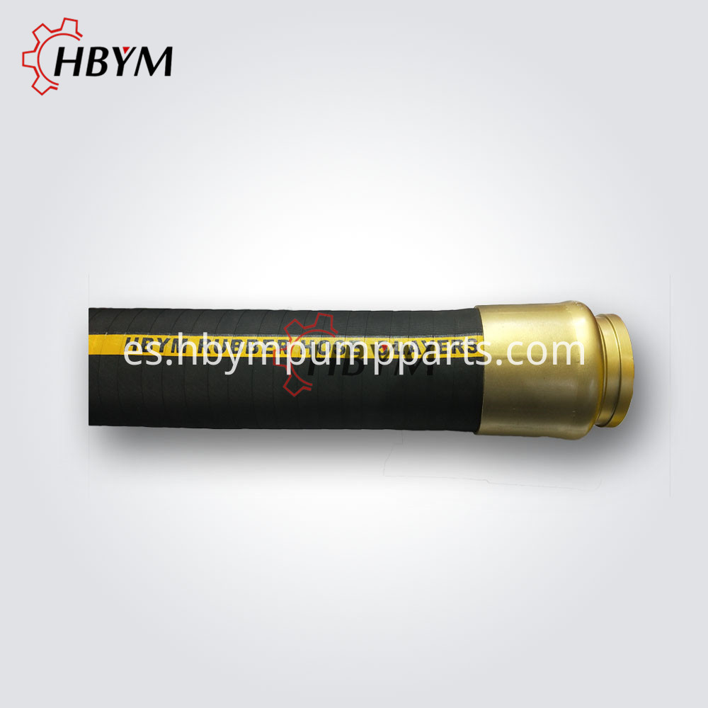 Concrete Pump Rubber Hose 4