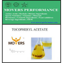 Hot Slaes Cosmetic Zutat: Tocopheryl Acetat mit CAS-Nr .: 58-95-7
