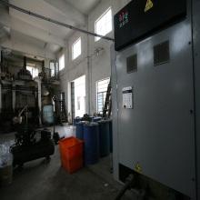 Industriewärme Lagerung Dampfgenerator