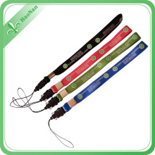 Fashion Cheap Price Events Polyester Silkscreen Wristbands One Time Used