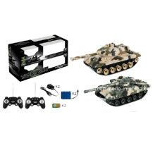 Réservoirs de bataille (y compris les batteries) Camouflage Jouets militaires
