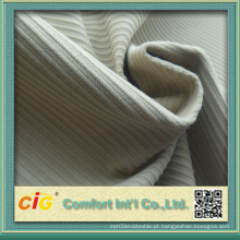 Tecido de sofá de veludo
