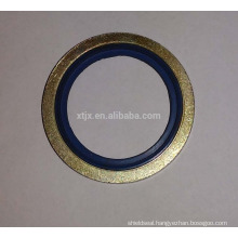 auto parts rubber bonded washer oil seal