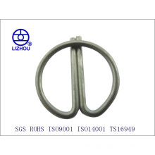 Round Carbon Steel Clip, OEM for All Shape