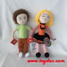 История Книги Хлопок Куклы
